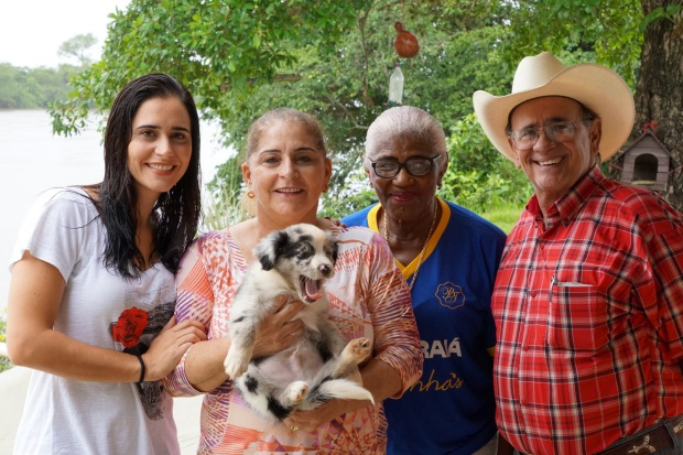 Bernardes Family
