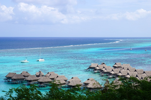 Sofitel Moorea la Orca Beach Resort